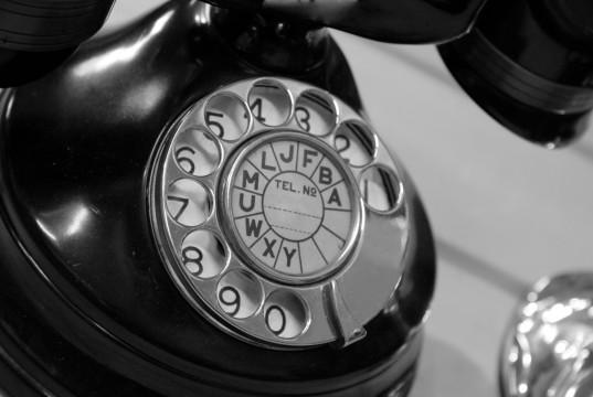 Old Phone Telefon