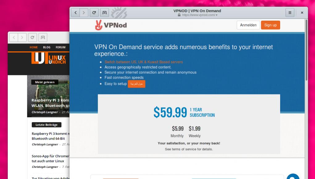 VPNoD