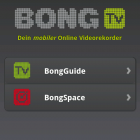 BONG.TVmobile: Homepage