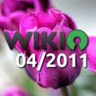 Wikio Open-Source Blogs vom April 2011