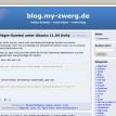 blog.my-zwerg.de