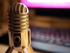 Mikrofon Linux