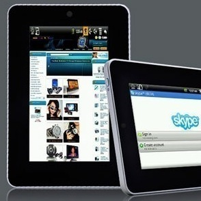 7 Zoll China-Tablet mit Android 2.2 bei Groupon für 99 Euro