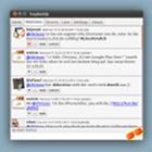 Heybuddy, simpler Client für Identi.ca und andere StatusNet-Dienste