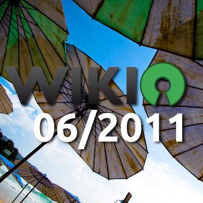 Wikio Open-Source Blogs vom Juni 2011