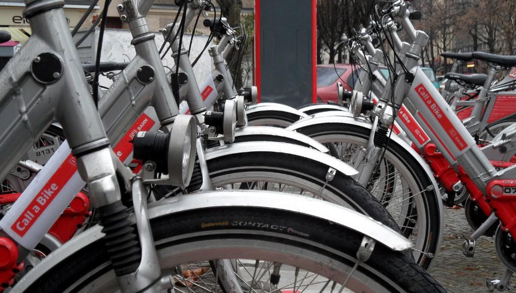 Call a bike Fahrrad
