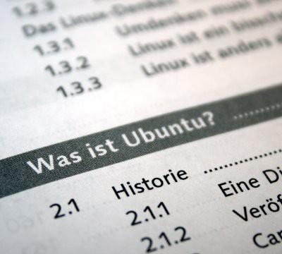 Ubuntu GNU/Linux Buch von Marcus Fischer