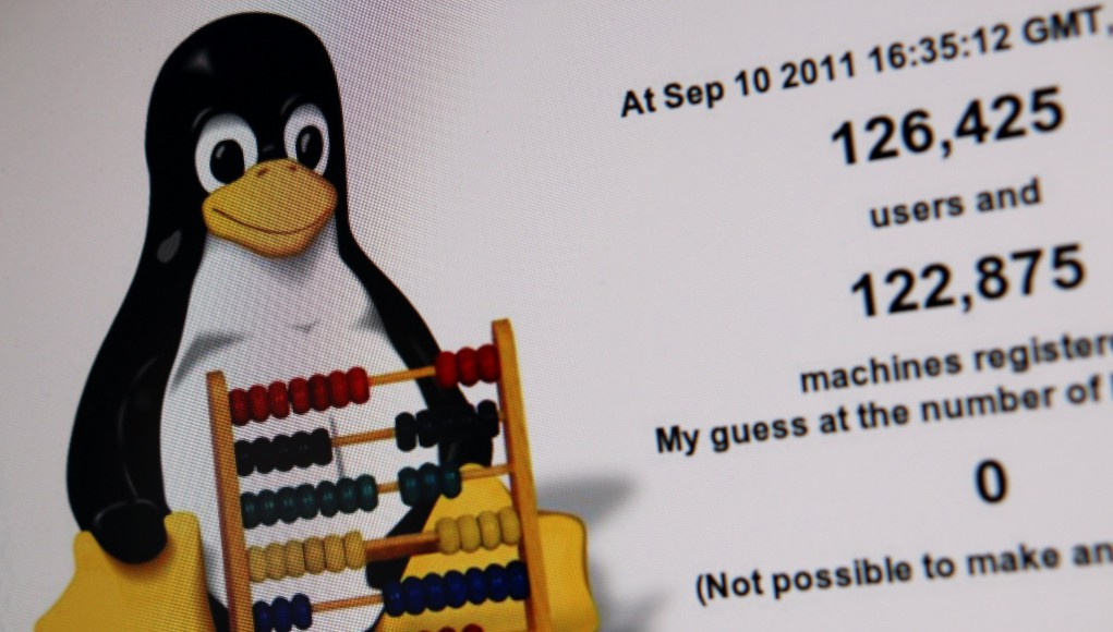 Linux Counter
