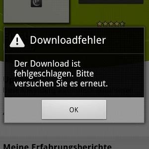 Android Market besitzt Download-Limit an installierbaren Apps pro Tag
