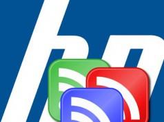 Google Reader Apps für WebOS und das HP Touchpad im Vergleich