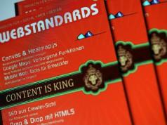 Webstandards Gewinnspiel