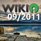 Wikio Open-Source Blogs vom September 2011