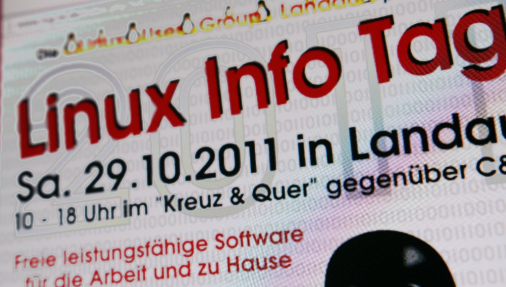 Linux Info Tag 2011