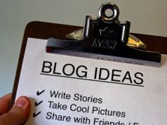 Meine fünf Cent wie es mit dem eigenen Blog was wird