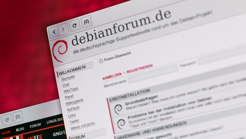 Debianforum Geburtstag