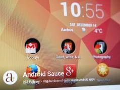 Android Sauce auf Google+