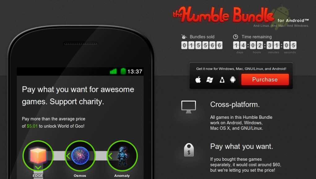 Humble Bundle Android