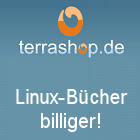 Günstige Bücher rund um Linux und Open-Source im Terrashop