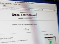 QuickScreenShare