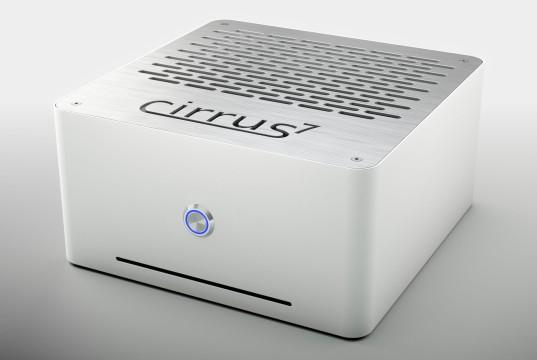 Cirrus7 One in weiß