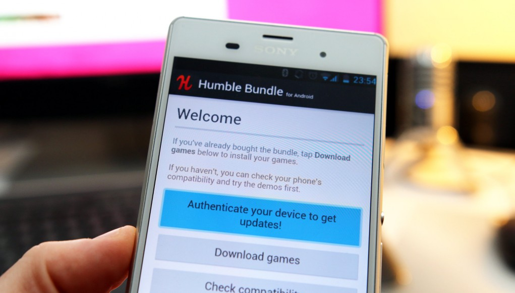 Humble Bundle App Android