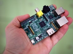 Raspberry Pi aus erster Generation