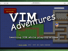 VIM Adventures im Browser