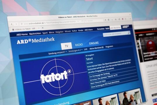 ARD Mediathek unter Linux