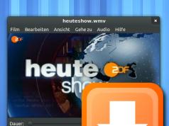Streams aus der ZDF-Mediathek mit zdf-dl auf die Platte runterladen