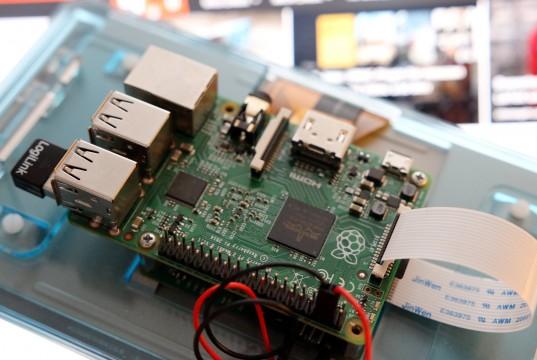 Raspberry Pi bei Linux und Ich