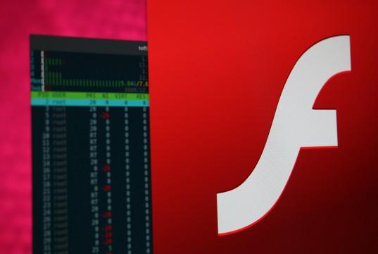 Adobe Flash Linux