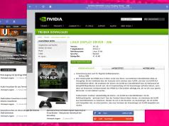 NVidia-Treiber für Linux