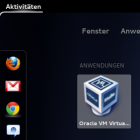 VirtualBox-VMs aus der GNOME-Shell starten