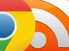 Icons Google Chrome RSS