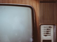 Altes TV-Gerät
