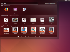 Ubuntu Shopping Lens