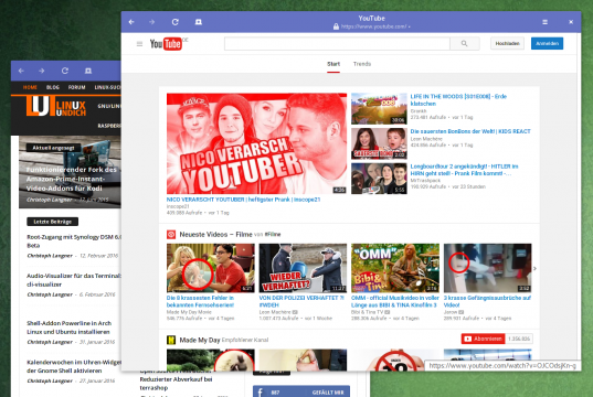 Youtube Download Linux