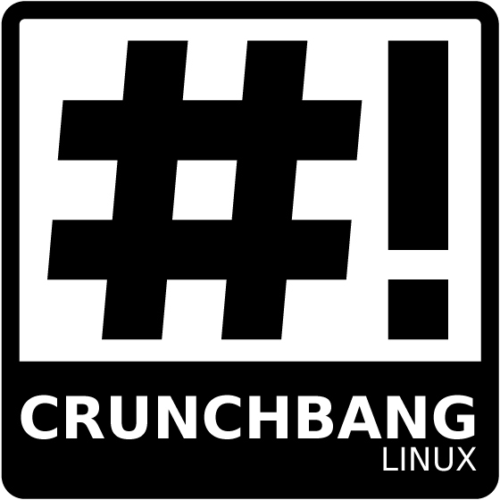 CrunchBang Linux Logo