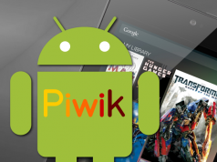 Piwik Mobile Android Tablet
