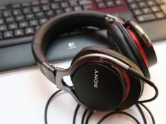 Sonys MDR-1R Kopfhörer