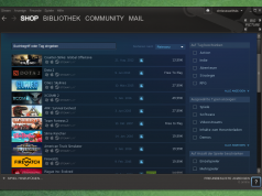 Steam unter Linux
