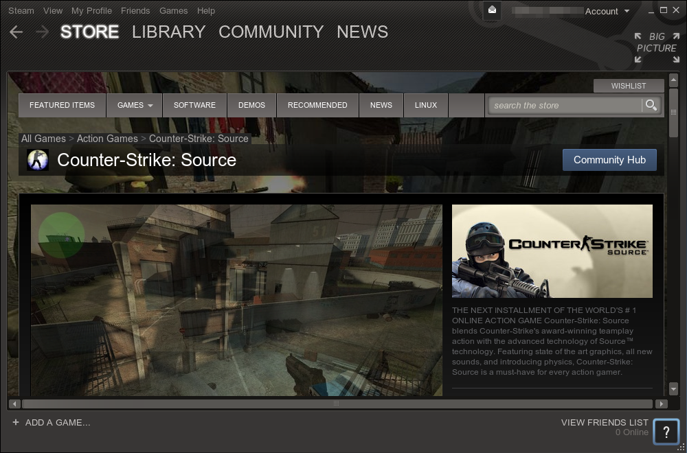 counter strike source online spielen