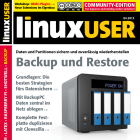 Lesestoff: LinuxUser Community-Edition 04/2013