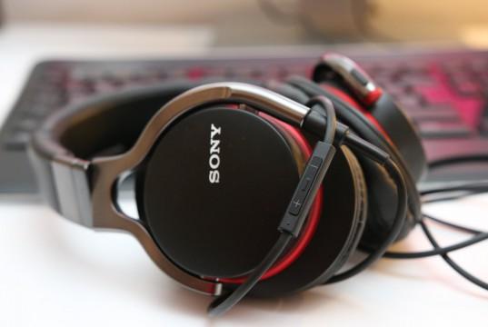 Kopfhörer Lautstärke