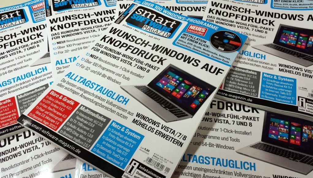 Smart Software Magazin