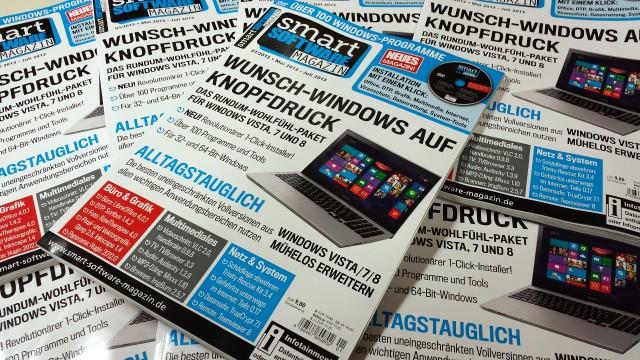 Das Smart Software Magazin