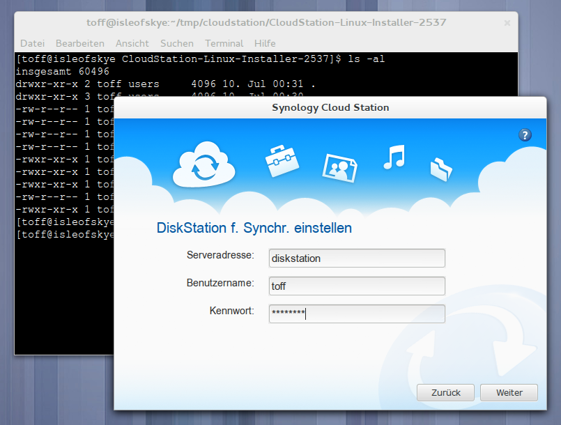 Synology DiskStation Manager Beta 4 3 jetzt auch mit CloudStation