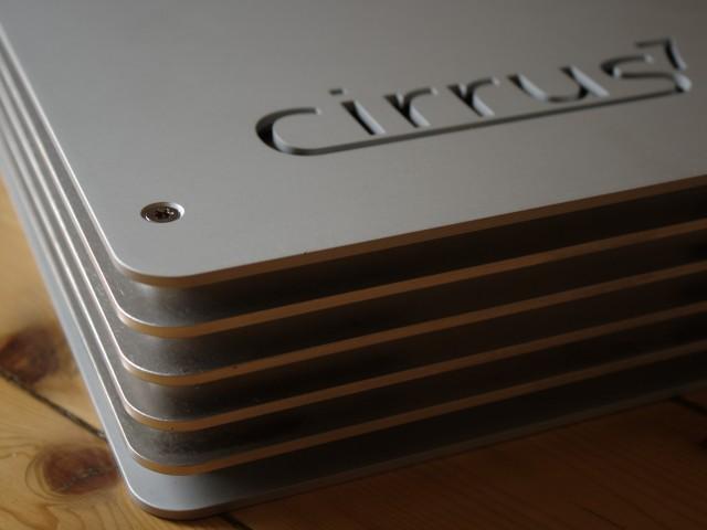 Das lüfterlose Gehäuse nimmt bis zu einem Core i7 mit über 3 GHz auf.