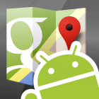Google Maps Handy Finder