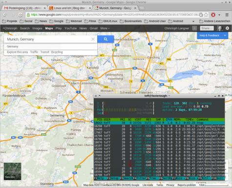 Mit dem Lite-Mode wird das neue Google Maps wieder benutzbar.